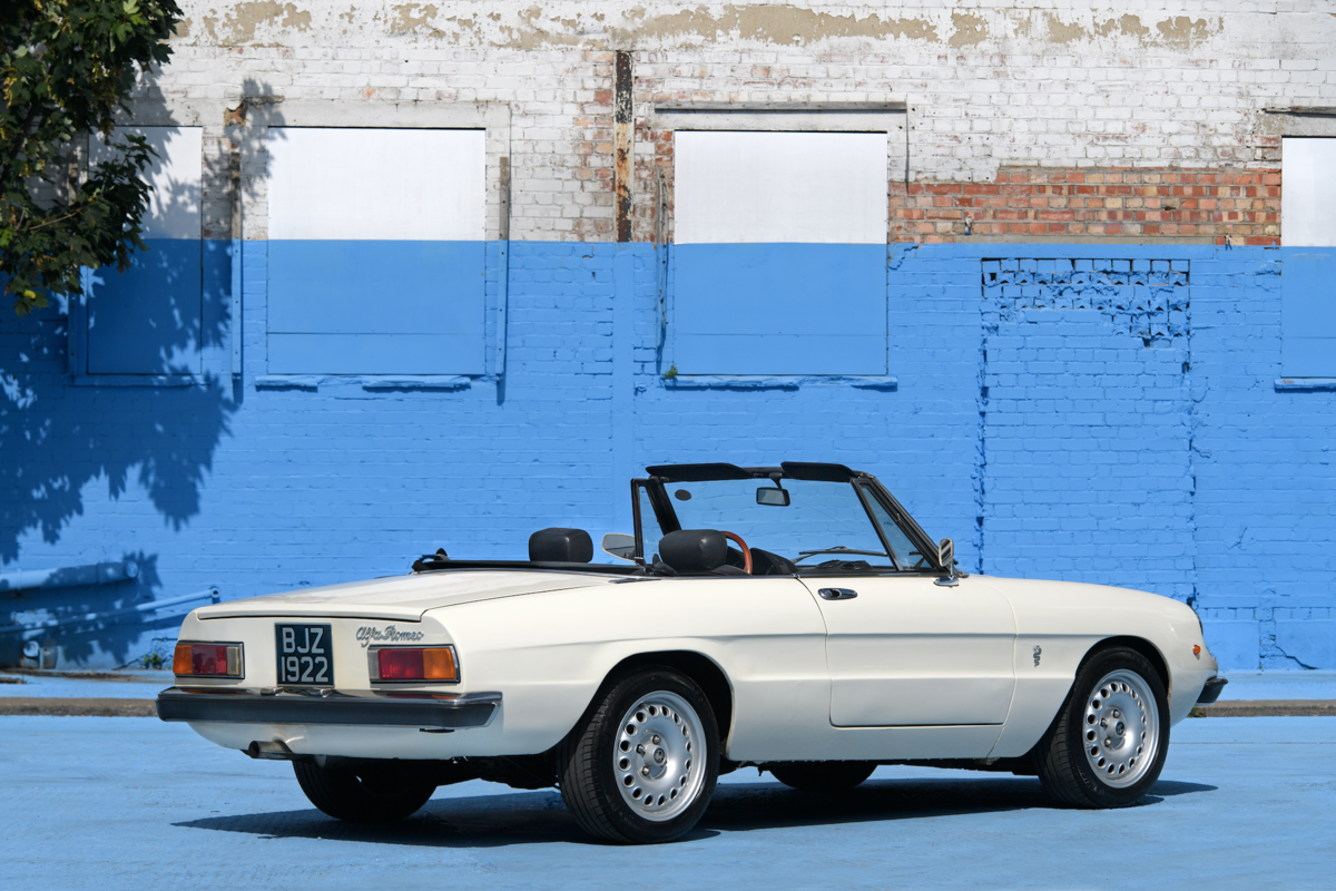 1980 Alfa Romeo Spider S2 LHD For Sale (picture 2 of 8)