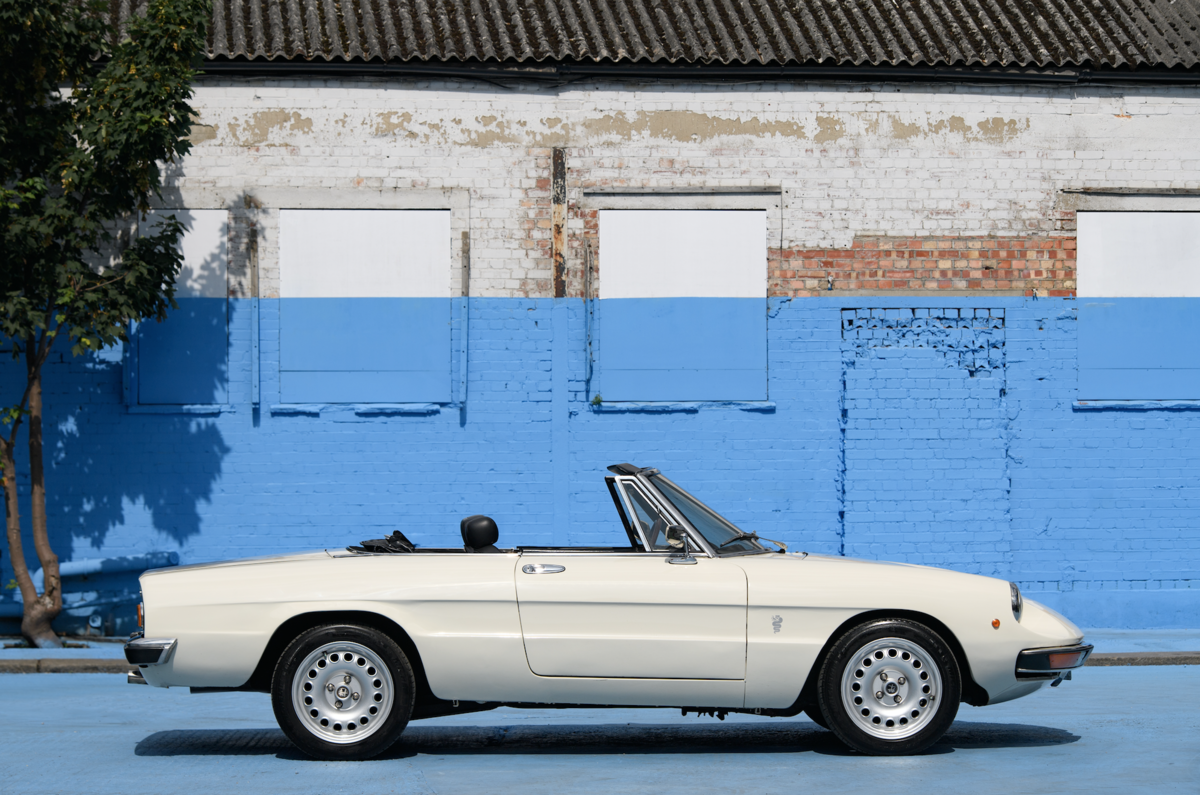 1980 Alfa Romeo Spider S2 LHD For Sale (picture 3 of 8)