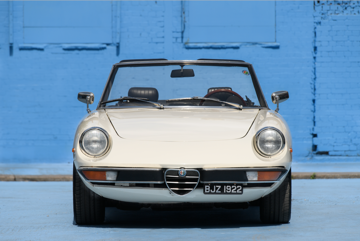 1980 Alfa Romeo Spider S2 LHD For Sale (picture 4 of 8)