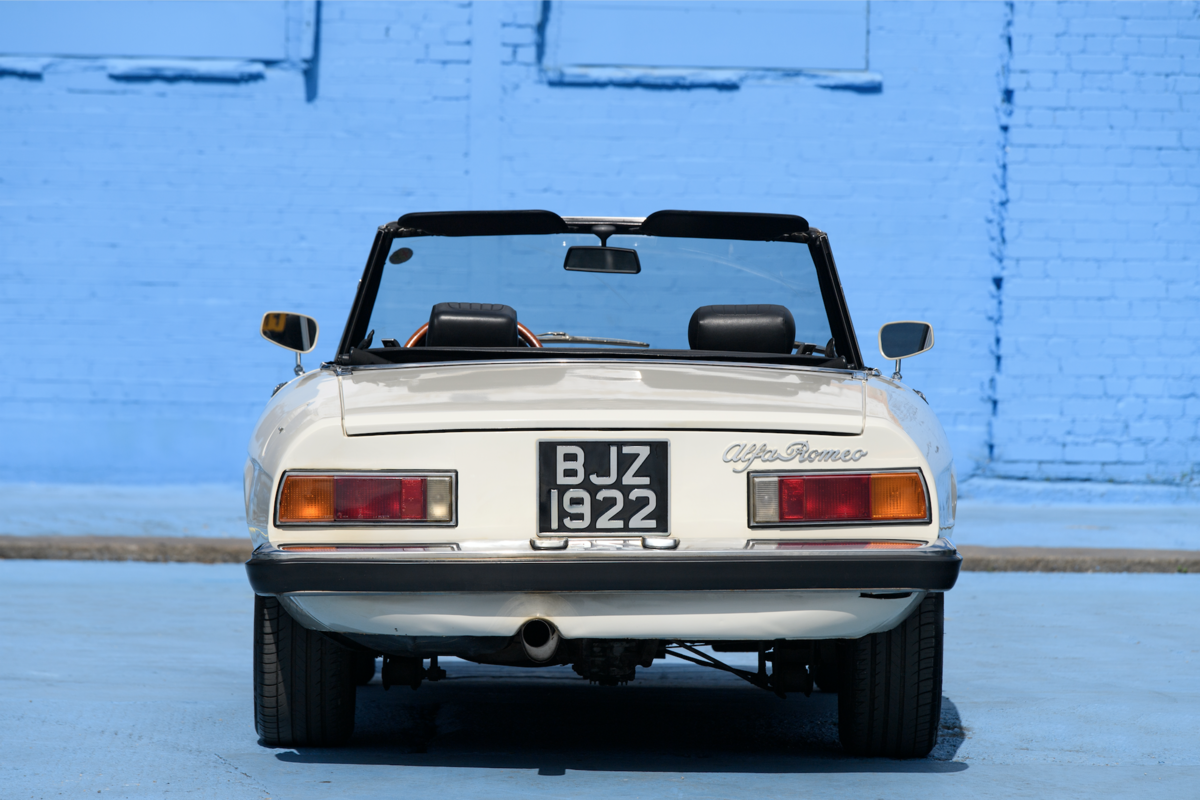 1980 Alfa Romeo Spider S2 LHD For Sale (picture 5 of 8)