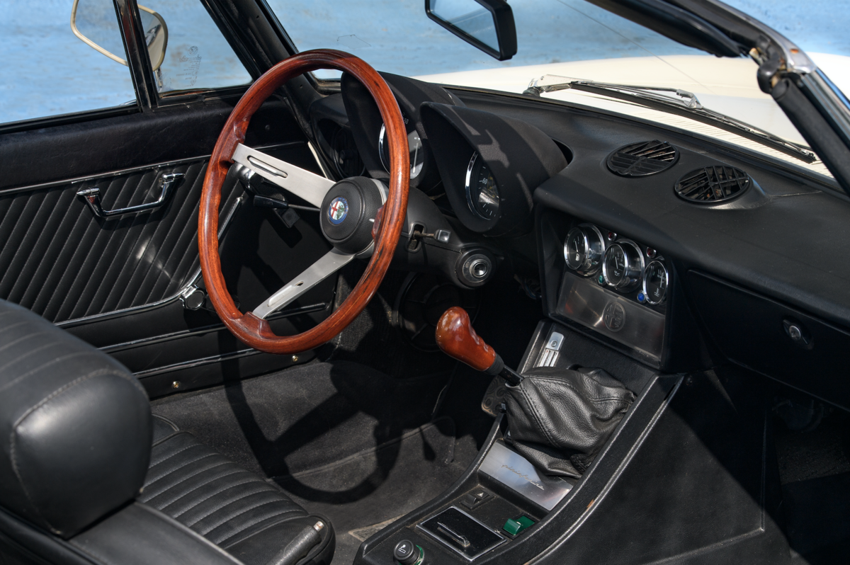 1980 Alfa Romeo Spider S2 LHD For Sale (picture 6 of 8)
