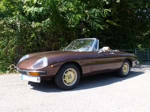 Picture of 1979 Fantastic Alfa Spider, perfectly serviced, great condition SOLD