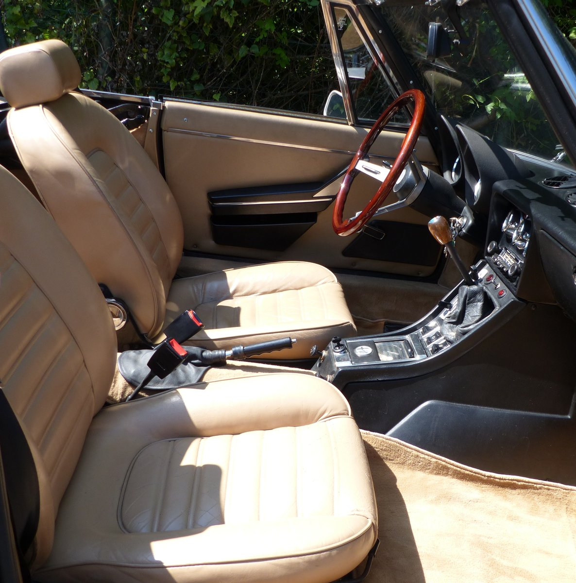 1979 Fantastic Alfa Spider, Perfectly Serviced, Great