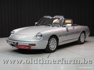 1991 Alfa Romeo Spider 4 2.0 '91 For Sale