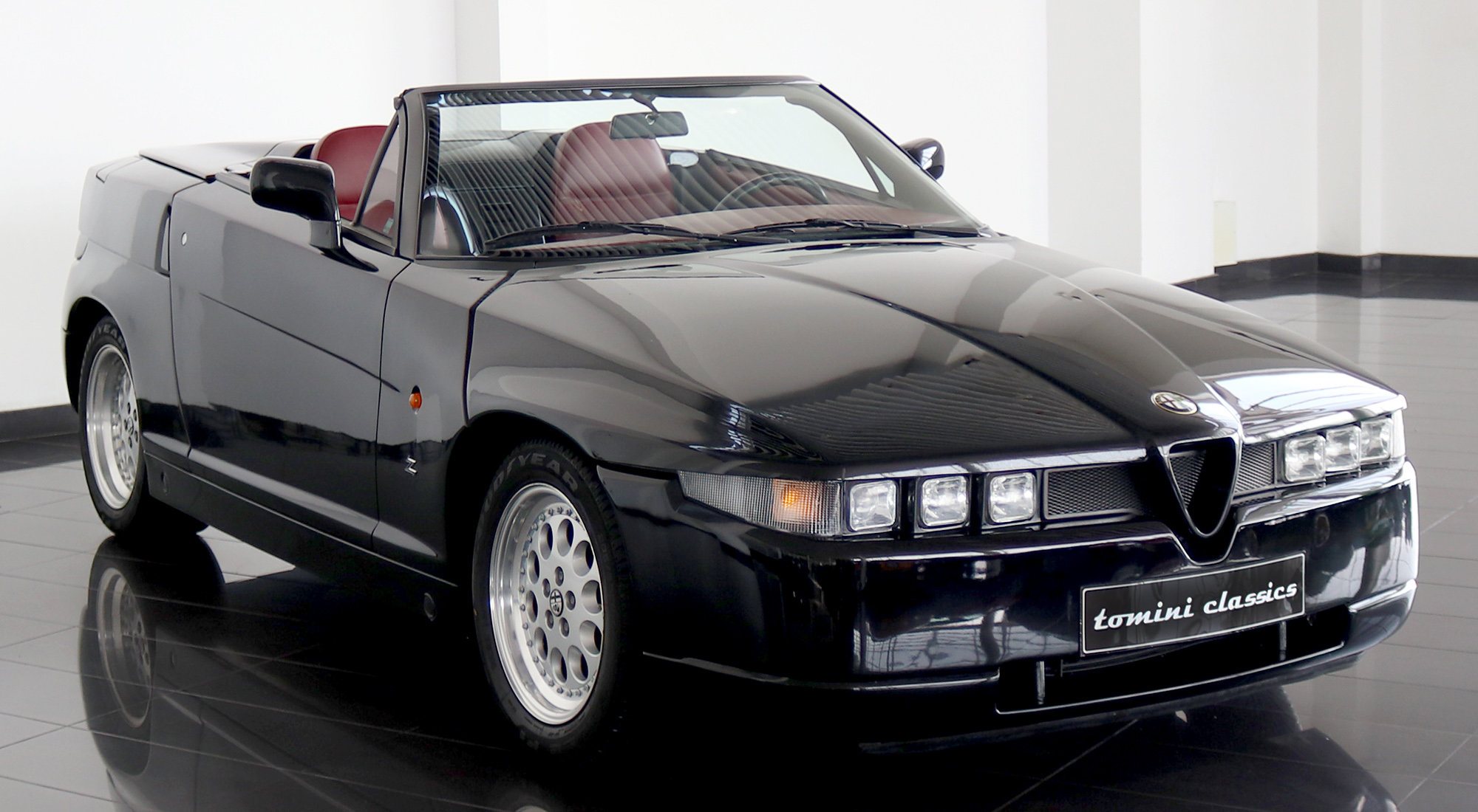 Alfa Romeo RZ (1990) For Sale (picture 1 of 6)