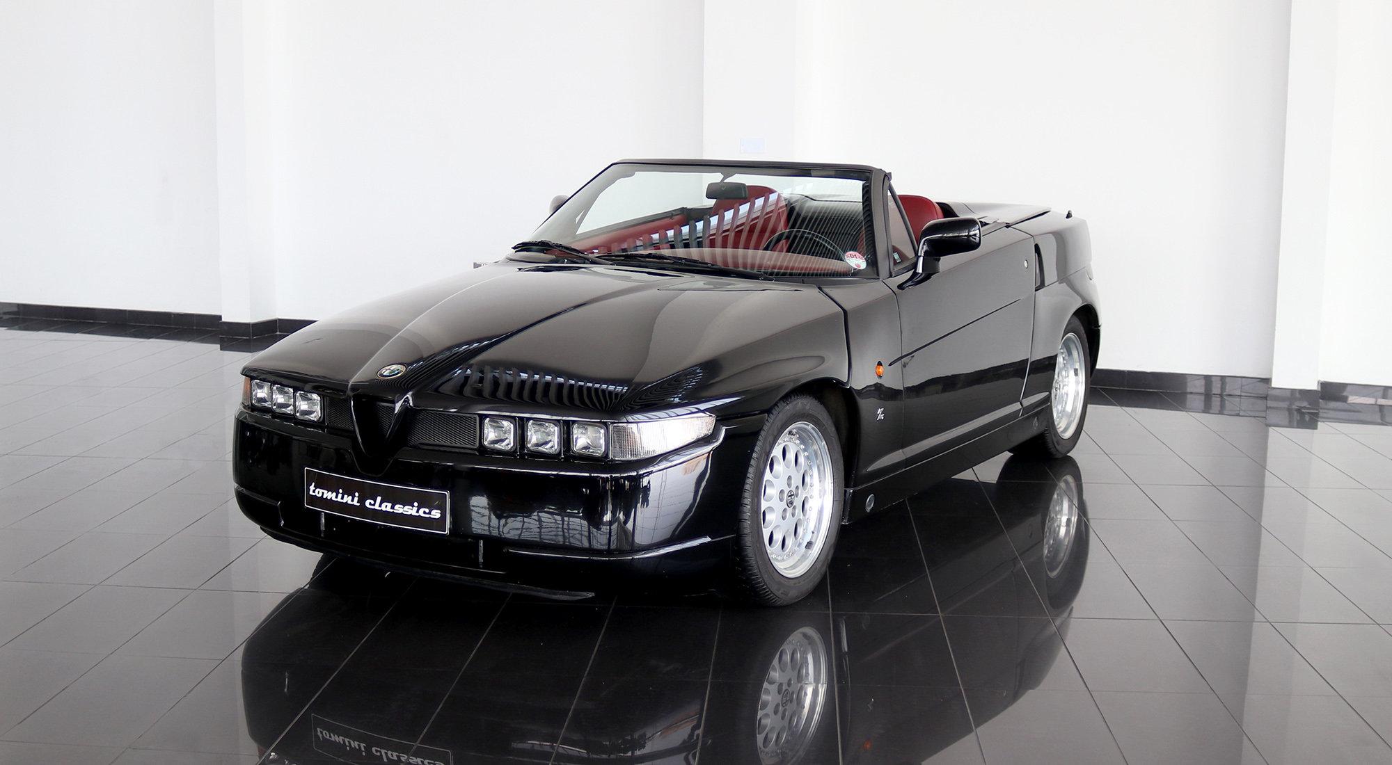 Alfa Romeo RZ (1990) For Sale (picture 2 of 6)