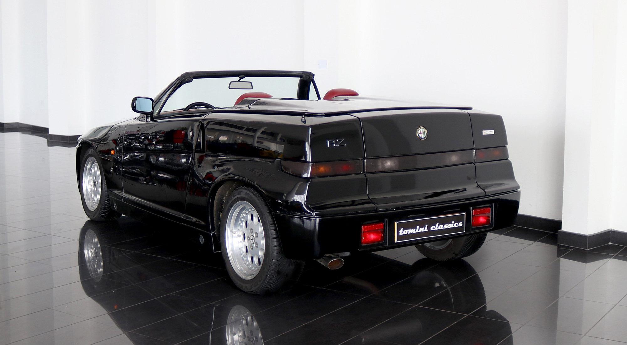 Alfa Romeo RZ (1990) For Sale (picture 3 of 6)