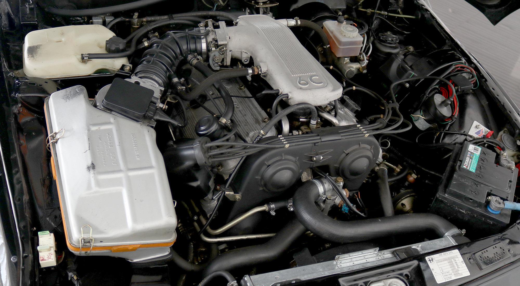 Alfa Romeo RZ (1990) For Sale (picture 4 of 6)