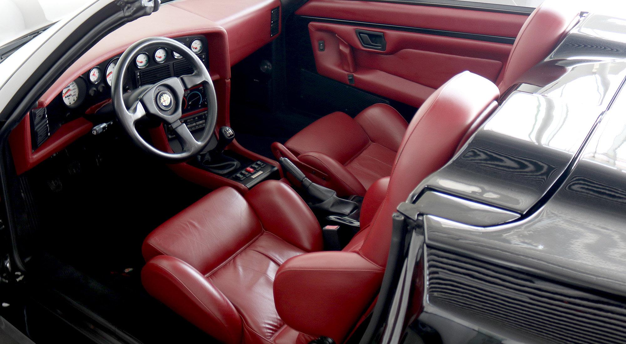 Alfa Romeo RZ (1990) For Sale (picture 5 of 6)