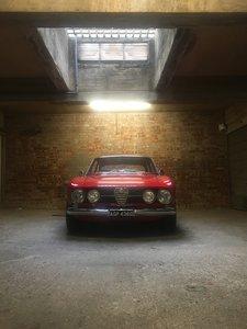 1968 Alfa Romeo 1750 GTV Series 1 Full nut & bolt resto