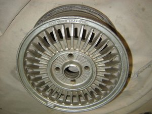 1963 CAMPAGNOLO Wheels for ALFASUD For Sale