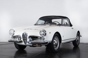 1962 Alfa Romeo Giulia Spider 1600 For Sale