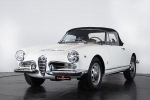 1962 Alfa Romeo Giulia Spider 1600 For Sale