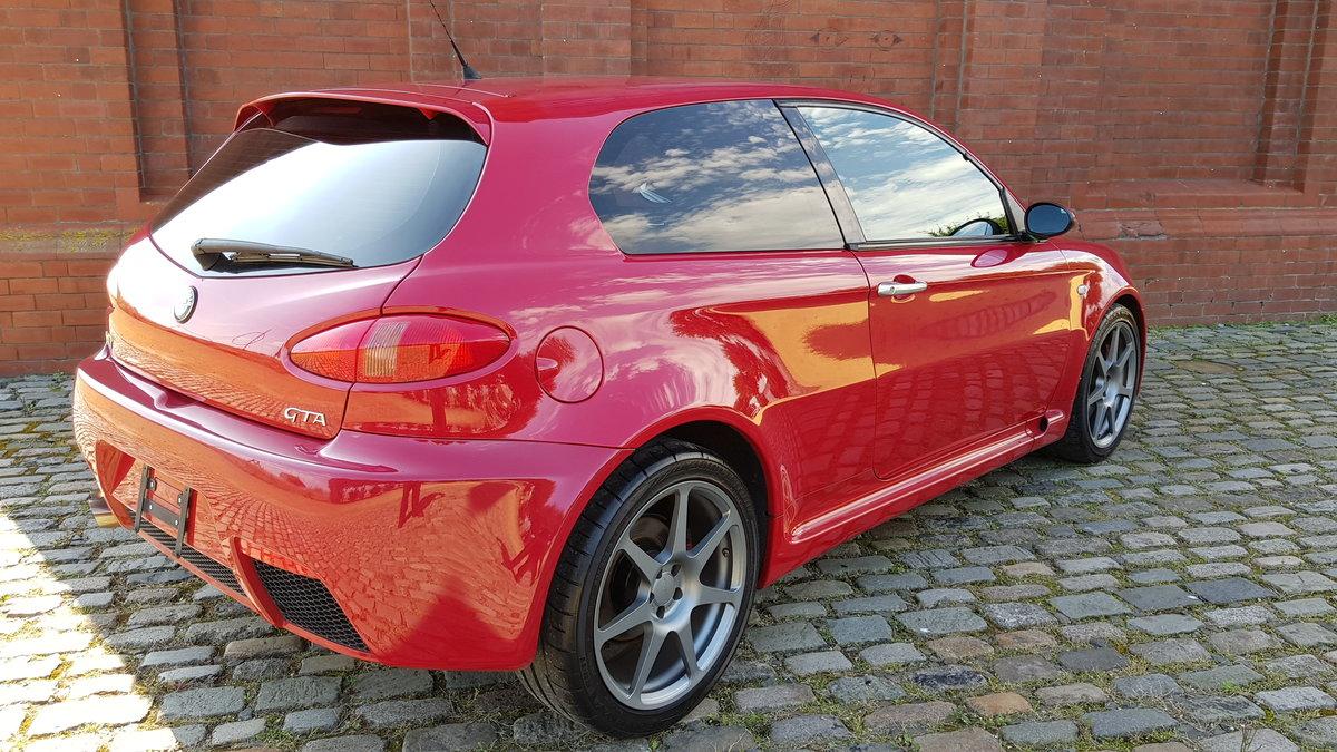 2004 ALFA ROMEO 147 GTA RARE FUTURE CLASSIC 3.2 V6 AUTO 153 MPH * For Sale (picture 2 of 6)