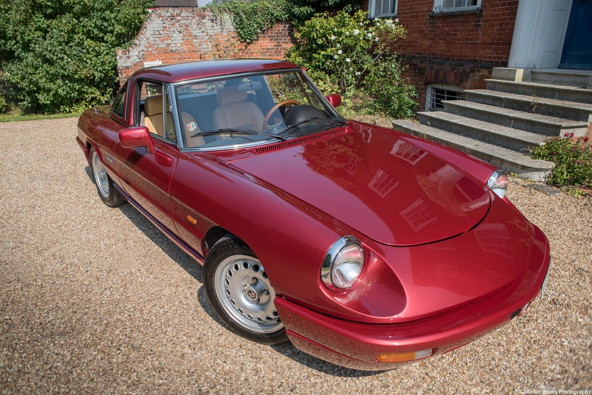 Alfa Romeo Spider 2.0 1991 For Sale (picture 1 of 24)