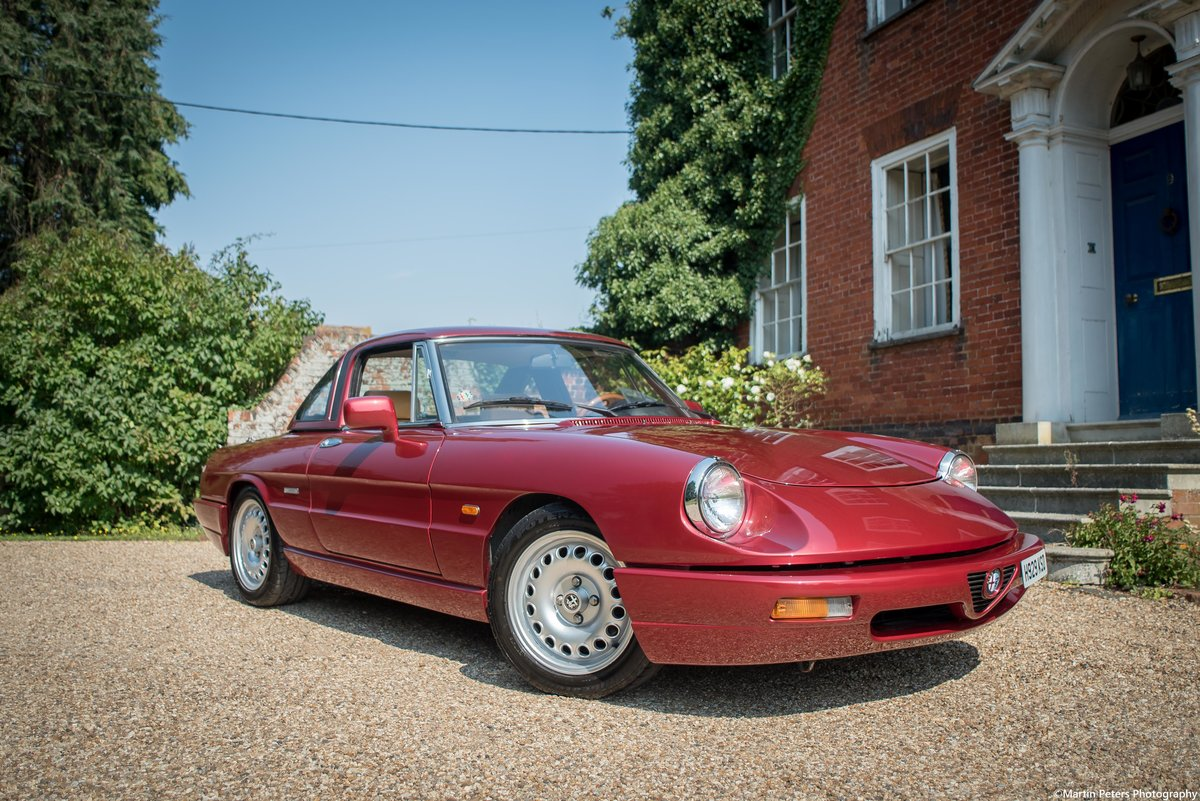 Alfa Romeo Spider 2.0 1991 For Sale (picture 19 of 24)