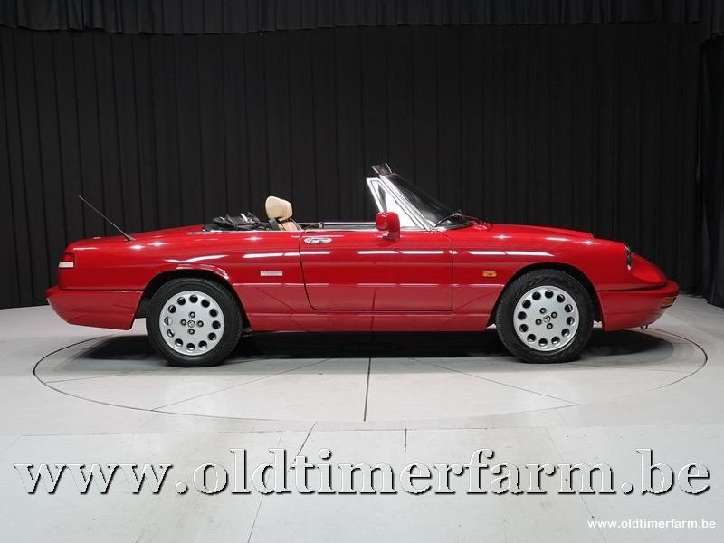 1990 Alfa Romeo Spider 4 2.0 '90 For Sale (picture 3 of 6)