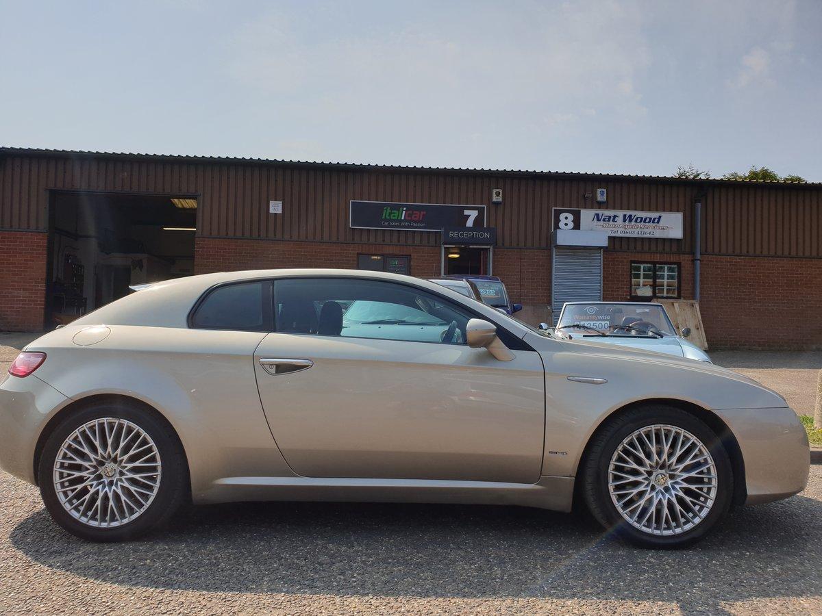 2006 Alfa Romeo Brera 2.2 jts For Sale (picture 3 of 6)