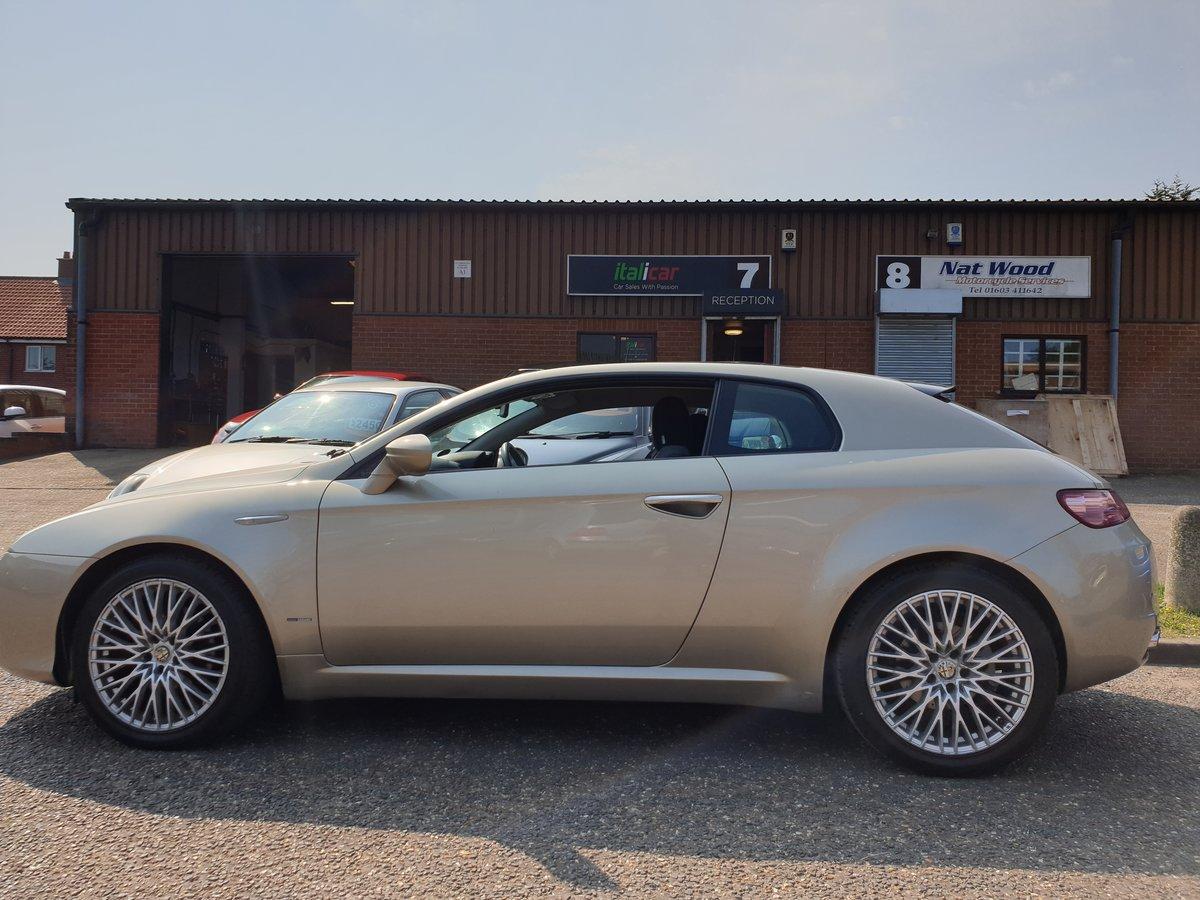 2006 Alfa Romeo Brera 2.2 jts For Sale (picture 4 of 6)