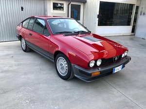 1985 Alfa Romeo GTV6 2500 top condition