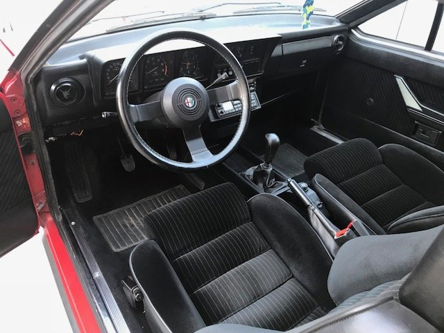 1985 Alfa Romeo GTV6 2500 top condition For Sale (picture 3 of 6)