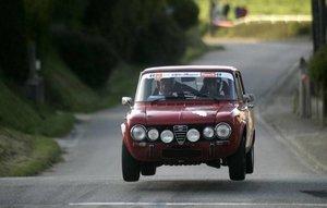1969 Alfa Romeo Giulia 1600 Super FIA For Sale