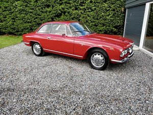 1963 Rare, RHD Alfa Romeo, 2600 Sprint, U.K. registered  For Sale