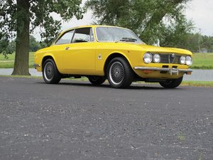 1973 Alfa Romeo GTV  For Sale by Auction