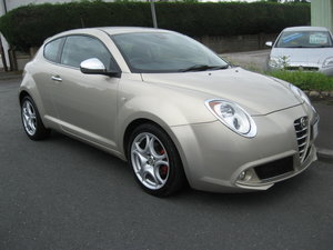 2012 12-reg Alfa Romeo MiTo 1.6JTDM 120bhp Distinctive For Sale