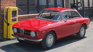1968 ALFA ROMEO GT 1300 JUNIOR COUPÉ For Sale by Auction