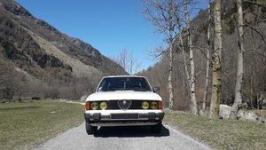 1980 Super rare ALFA SEI 2.5 V6...Concourse!