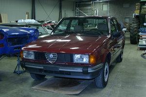 1983 Alfa Romeo Giulietta 1.6 For Sale
