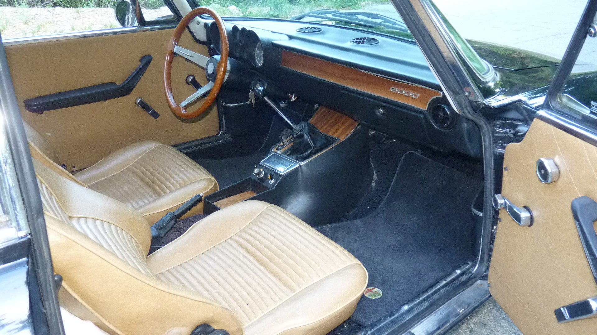 1974 Original owner southern California sunroof GTV For Sale (picture 4 of 6)
