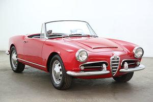 1965 Alfa Romeo Giulia Spider Veloce For Sale