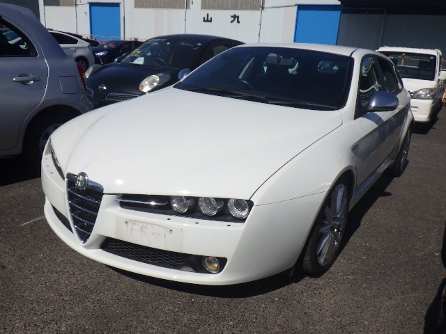 2009 ALFA ROMEO 159 SPORTWAGON 3.2 V6 Q4 4X4 ESTATE * TOP GRADE * For Sale (picture 1 of 6)