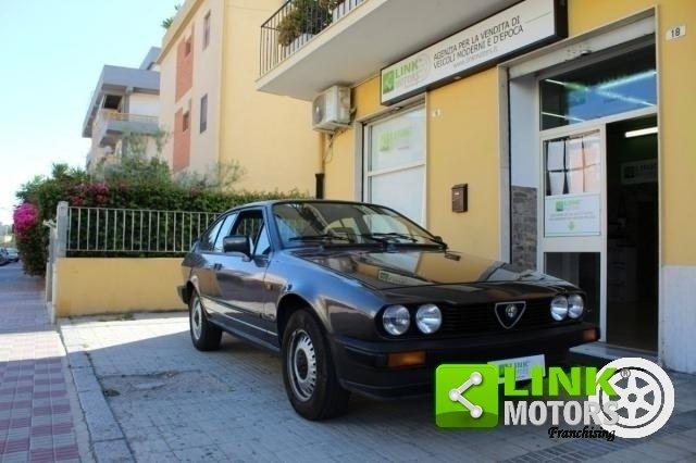 Alfa Romeo GTV 1984 ISCRITTA ASI For Sale (picture 1 of 6)