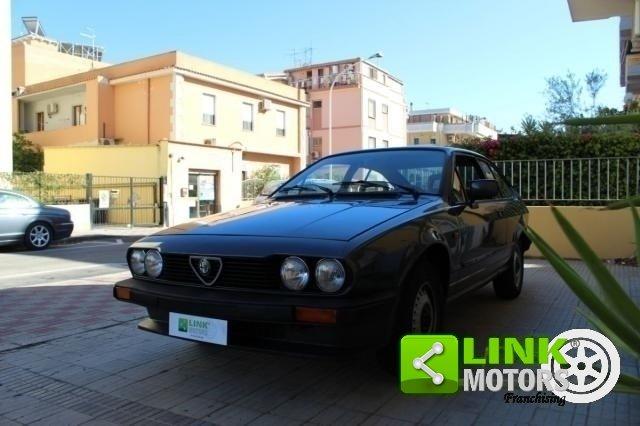 Alfa Romeo GTV 1984 ISCRITTA ASI For Sale (picture 2 of 6)