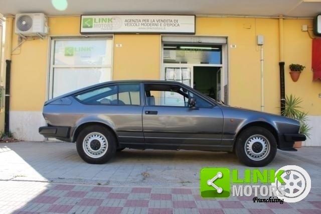 Alfa Romeo GTV 1984 ISCRITTA ASI For Sale (picture 4 of 6)