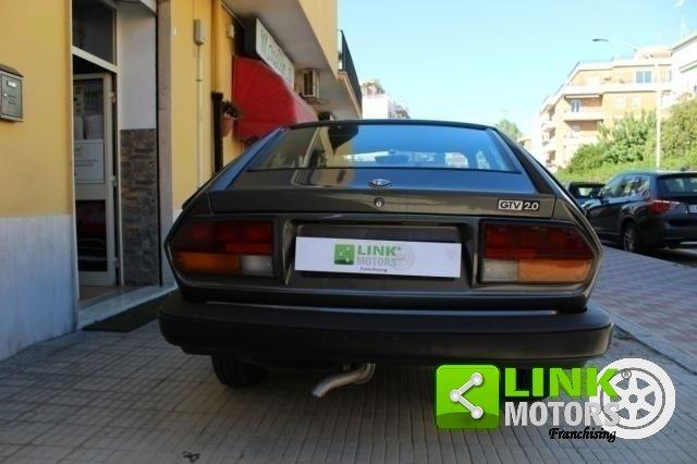 Alfa Romeo GTV 1984 ISCRITTA ASI For Sale (picture 6 of 6)