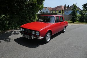 Alfa Romeo 1750 Berlina 1970 - To be auctioned 25-10-19 For Sale by Auction
