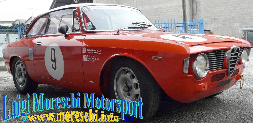 1964 Alfa Romeo Giulia Sprint GT For Sale (picture 1 of 6)