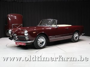 1962 Alfa Romeo 2000 Spider '62 For Sale