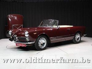 1962 Alfa Romeo 2000 Spider '62