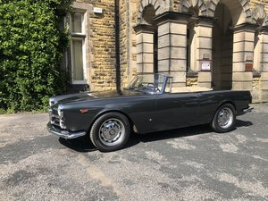 1963 Alfa Romeo 2600 Spider by Touring For Sale