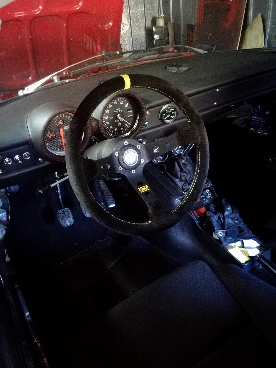 1994 Alfa Romeo GTA M for competition with Scuderia Portello For Sale (picture 3 of 6)