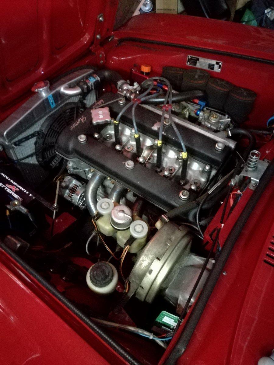 1994 Alfa Romeo GTA M for competition with Scuderia Portello For Sale (picture 5 of 6)