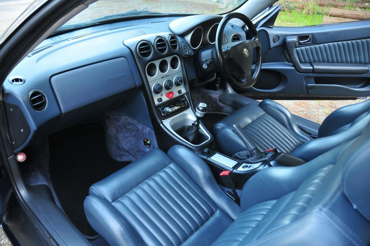 1998 GTV 3.0 24V Coupe. Concourse Condition. 100% rust free. For Sale (picture 3 of 6)