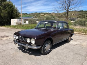 1971 Alfa Romeo 1750 berlina For Sale