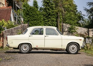 1961 Alfa Romeo Giulietta Ti Rallye SOLD by Auction