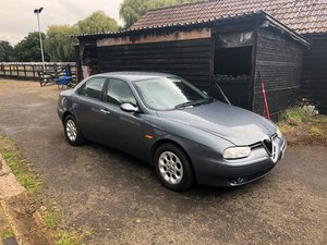 2002 Alfa Romeo 156 Saloon For Sale